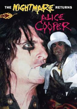 Alice Cooper - The Nightmare Returns Tour