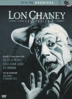 Lon Chaney Collection (The Ace of Hearts / Laugh,