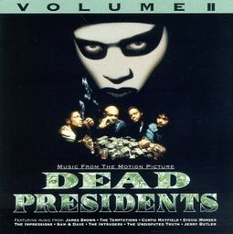 Dead Presidents, Volume 2