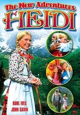 "The New Adventures of Heidi - 11"" x 17"" Poster"
