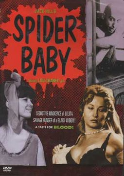 Spider Baby (Special Edition)