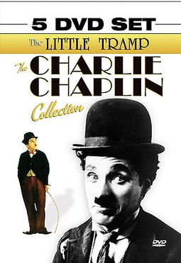 Charlie Chaplin - The Little Tramp - The Charlie