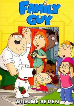 Family Guy - Volume 7 (3-DVD)