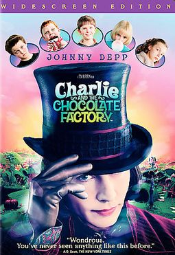 Charlie and the Chocolate Factory (Widescreen)