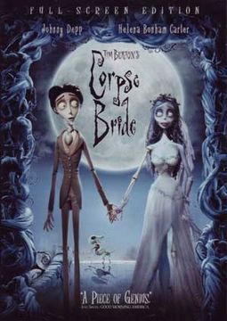 Corpse Bride (Full Screen)