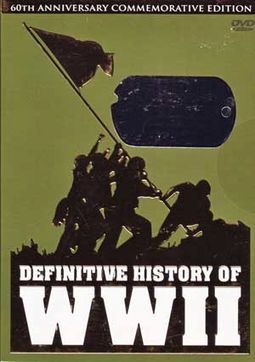 The Definitive History of WWII (6-DVD)