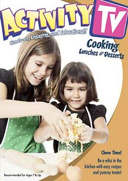 Activity TV - Cooking Lunches & Desserts