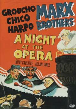 The Marx Brothers: A Night at the Opera