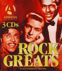 Rock Greats: Top Rock Hits/Rock'n'Roll
