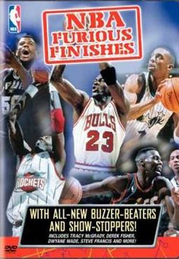 Basketball - NBA Furious Finishes