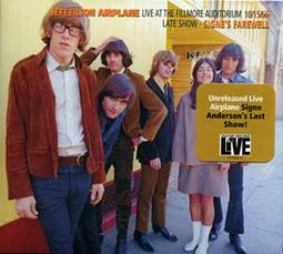 Live At The Fillmore Auditorium 10/15/66: Late