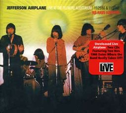 Live At The Fillmore Auditorium 11/25/66 &