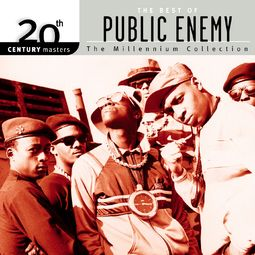 The Best of Public Enemy - 20th Century Masters /