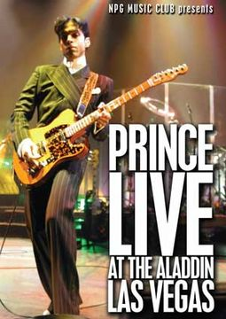 Live At The Aladdin Las Vegas
