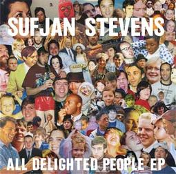 All Delighted People EP (2-LPs)