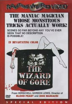 Wizard of Gore