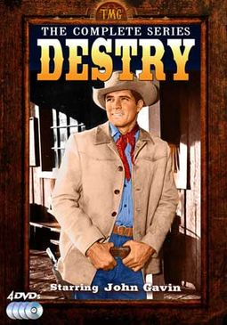 Destry - Complete Series (4-DVD)
