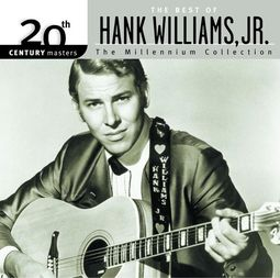 The Best of Hank Williams Jr. - 20th Century