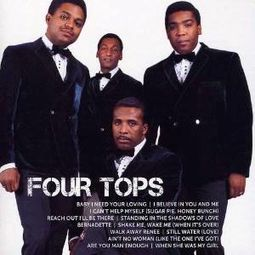 Icon: The Four Tops