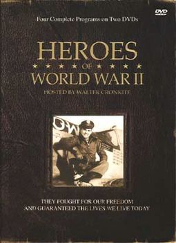 WWII - Heroes of World War II (2-DVD)