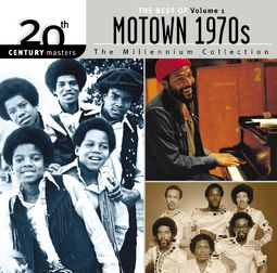 The Best of Motown - The 70s, Volume 1 - 20th