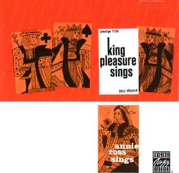King Pleasure Sings / Annie Ross Sings