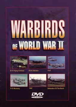 WWII - Warbirds of World War II (3-DVD)