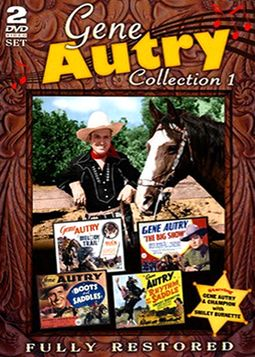 Gene Autry Collection 1 (Melody Trail / The Big