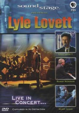Soundstage Presents - Lyle Lovett featuring Randy