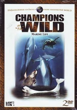 Champions of the Wild - Marine Life (2-DVD)