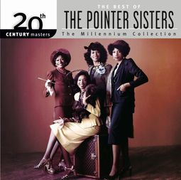 The Best of The Pointer Sisters - 20th Century