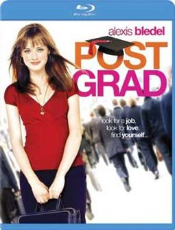Post Grad (Blu-ray, Includes Digital Copy)