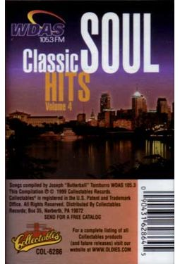 WDAS 105.3FM - Classic Soul Hits, Volume 4 (Audio