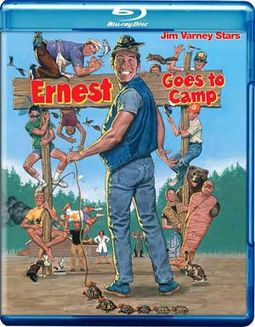 Ernest Goes to Camp (Blu-ray)