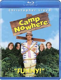 Camp Nowhere (Blu-ray)