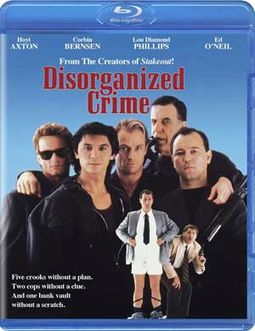 Disorganized Crime (Blu-ray)