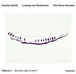 Beethoven: The Piano Sonatas, Volume 1: Opp. 2 & 7