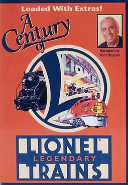 Trains (Toy) - A Century of Lionel Legendary