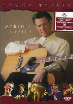 Randy Travis - Worship & Faith (Amaray case)