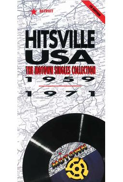 Hitsville USA: The Motown Singles Collection
