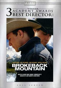 Brokeback Mountain (Full Screen)