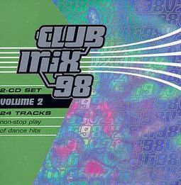 Club Mix '98, Volume 2 (2-CD)