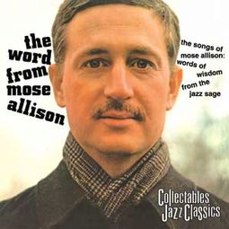Word From Mose Allison