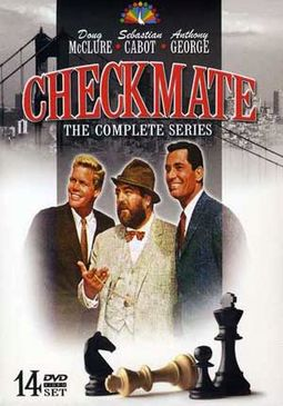 Checkmate - Complete Series (14-DVD)