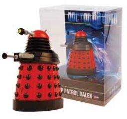 Doctor Who - Dalek - Red Desktop Patrol Figure