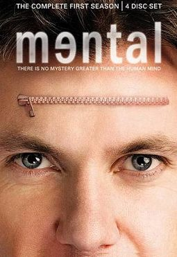 Mental - Complete 1st Season (4-DVD)