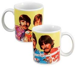 Sgt. Peppers: 12 oz. Ceramic Mug