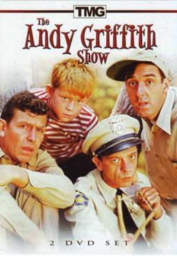 The Andy Griffith Show - 12 Episodes (2-DVD)