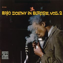 Eric Dolphy in Europe, Volume 2 (Live)