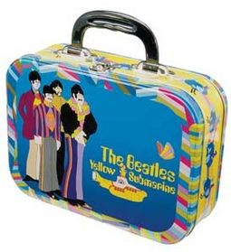 The Beatles - Yellow Submarine: XL Tin Tote